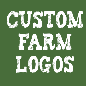 Custom Farm Logo's